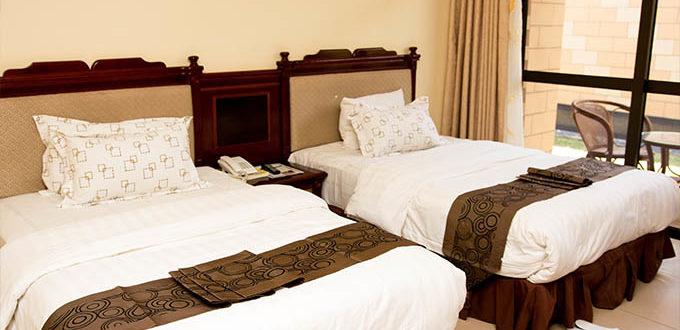 Standard Twin Room Mika Hotels